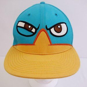 Disney Phineas and Ferb Perry the Platypus Hat